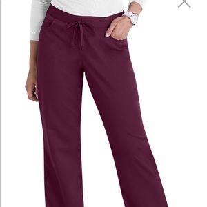 Greys anatomy class 5 pocket drawstring pants